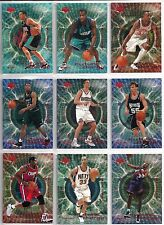 "1999-00 Upper Deck Encore 35-card ""Future Change"" Insert Card Lot Baron Davis"