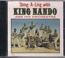 CD Mega RARE Fania FIRST PRESSING King Nando SHING-A-LING WITH theme mambo JUNGL