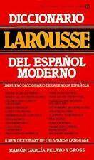 Diccionario Larousse del Español Moderno by Ramón García-Pelayo y Gross