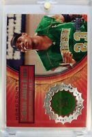 2003 03-04 Upper Deck Hardcourt LeBron James Rookie RC, Game Used Floor #LB3