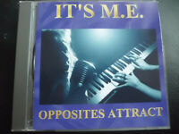 IT`S  M. E.  -  OPPOSITES  ATTRACT  ,  CD  , MARTINA MASCHKE ( TWO ARE ONE) RARE