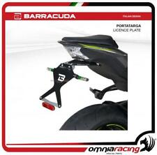 Barracuda Kit Portatarga regolabile in alluminio per Kawasaki Z900 2017>