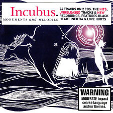 **  INCUBUS / MONUMENTS & MELODIES - 2 CD SET