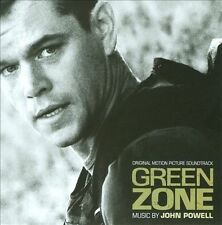 SOUNDTRACK-GREEN ZONE, THE CD NEW