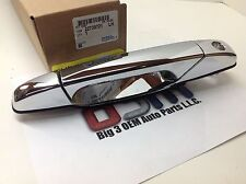 Chevrolet GMC Cadillac Truck / SUV Chrome LH Front Drivers Door Handle new OEM