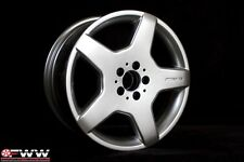 "MERCEDES S430 S600 18"" 2003 2004 2005 FRONT AMG FACTORY OEM WHEEL RIM"