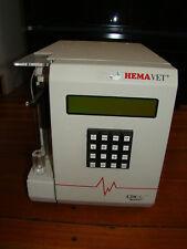 CDC Mascot Model Hema Vet Hematology Seral No: HV02371