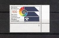 BRD Michel Nr. 1436 postfrisch rechte untere Bogenecke+Formnummer - b0004