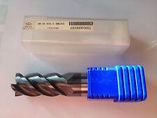 20mm Fresa Carburo Monoblocco ZCCCT Z4 GM-4E-D20.0 KMG303 Per Ghisa e acciaio