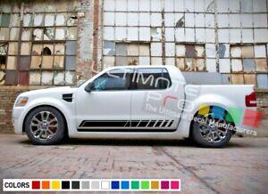Stripes For Ford Explorer Sport Trac Adrenalin 2005 2006 2010 2015 2021 SVT V8
