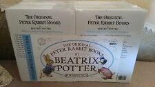 The Original Peter Rabbit Books by Beatrix Potter. Complete Collection.