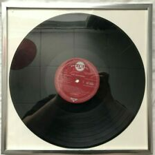FRAMED - Elvis Presley - Elvis' Golden Records - RCA - RB-16069 - 1958 UK Vinyl