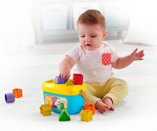 Fisher-Price Los Primeros Bloques De Bebé FFC84