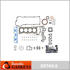 Fits 00-06 Nissan Sentra 1.8L DOHC Full Gasket Set QG18DE