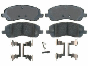 For 2008-2012 Dodge Caliber Brake Pad Set Front AC Delco 75678RP 2009 2010 2011
