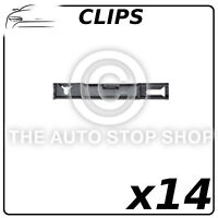 Clips Windscreen Peugeot 3008/5008 Citroen C4 Pack of 14 Part Number: 12100