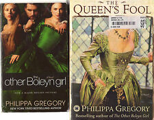 Complete Set Series - Lot of 7 Tudor Court (Boleyn) books by Philippa Gregory