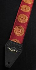 LABYRINTH Cotton TROPHY USA made Guitar Strap