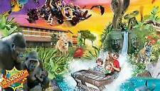 4 x tickets for Chessington world of adventures 18TH JULY 2019
