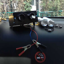 600W 12V Car Truck Fan Heater Defroster Demister Heating Warmer Windscreen ABS