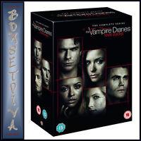 THE VAMPIRE DIARIES COMPLETE SERIES - SEASONS 1 2 3 4 5 6 7 & 8  *BRAND NEW DVD*