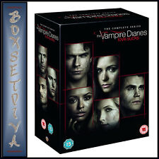 The Vampire Diaries: The Complete Series (DVD, 2017, 43-Disc Set)
