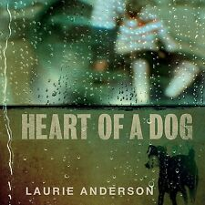 LAURIE ANDERSON HEART OF A DOG CD ALBUM (Released October 23 2015)