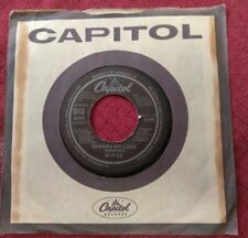 Rock 45 Wings - Beware My Love / Let 'Em In On Capitol 4293 Recorded in England