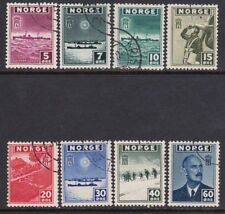 Used WWII European Stamps