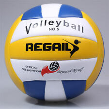 REGAIL No.5 Official Size Volleyball Training Racing Competition Beach Game Ball