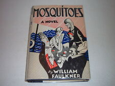 MOSQUITOES by WILLIAM FAULKNER--HARDCOVER (LIVERIGHT: NEW EDITION)