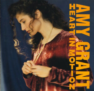 CD - Album - AMY GRANT - Heart in Motion (1991) - Trax & more ...