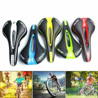 Bike Bicycle Saddle Road Mountain Sports Soft Cushion Gel Comfort Pad Seat US