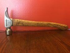 Stiletto 14oz Curved Hickory Handle Titanium Framing Hammer