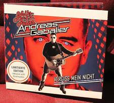 Andreas Gabalier CD + Briefmarken Edition 2x 4W KB Österr PM 2019** limitiert