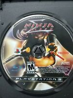 Ninja Gaiden Sigma (Sony PlayStation 3, PS3) Replacement Disc ONLY