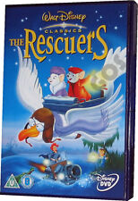 The Rescuers Walt Disney Classic Animated Childrens Film DVD