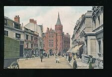 Devon PLYMOUTH Bedford St pre1919 street scene PPC
