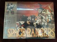 Grenadier SPACE RANGERS (Space Marines) Miniatures #87003 SEALED NIB OOP