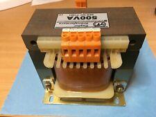 Taylor Transformers 500VA 415v - 24V Control Transformer