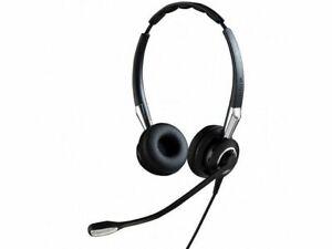 Jabra BIZ 2400 II QD Duo NC Headset Earphone Noise Cancellation Microphone