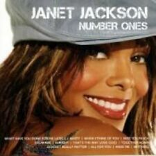 Janet Jackson - Icon CD 12 Tracks International Pop