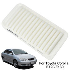 OEMASSIVE Air Filter 17801-0D050 For Corolla 2003 2004 2005 2006 2007