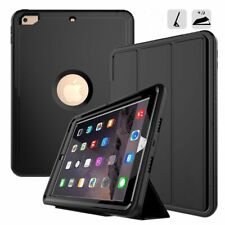 Heavy Duty Shockproof Case Smart Magnetic Cover for iPad Air 2 Mini 4 Pro 10.5