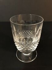 """Waterford Crystal """"Colleen"""" 4"""" Footed Juice Glass"""