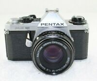 Pentax ME Super camera body with Pentax 50mm f2 lens  For parts
