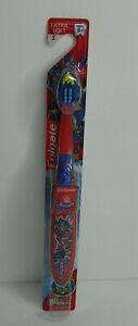 Colgate Smiles Transformers Optimus Prime Kids Toothbrush Extra Soft NEW