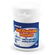 More details for hatchwells dog cat grooming ear plucking powder 90g for shows for hair removal
