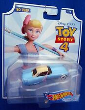 Disney*Pixar 2019 Hot Wheels TOY STORY 4 Character Car BO PEEP Wave 2