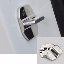 Stainless steel Door Lock Striker Cover for Jeep Wrangler Compass Cherokee